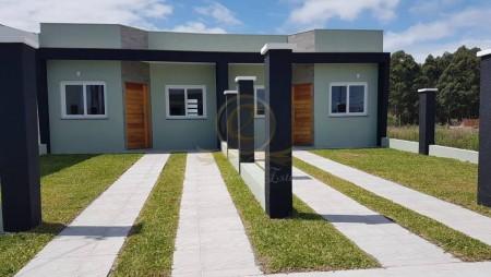 Casa Geminada 2 dormitórios em Capão da Canoa   Ref.: 9922